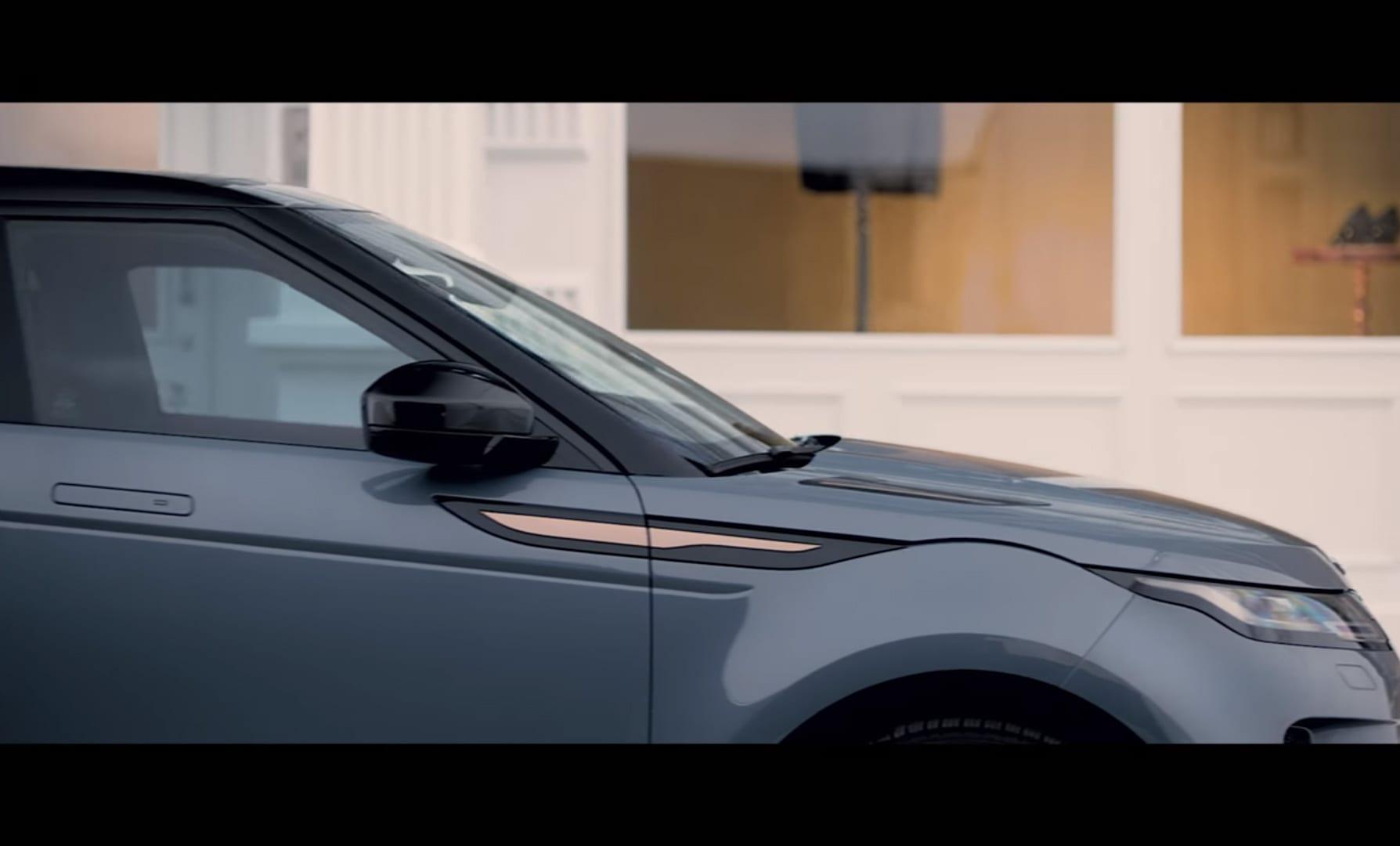 Land Rover – Rang Rover Evoque 2019