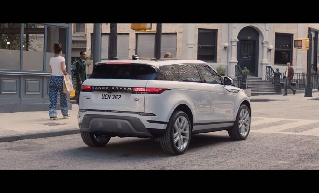 La nouvelle Range Rover Evoque  2019 - 2020 (Photos et Vidéo)