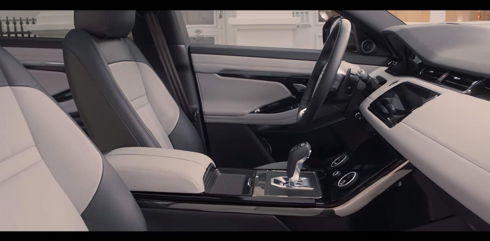 range rover evoque 2020 int rieur blanc. Black Bedroom Furniture Sets. Home Design Ideas