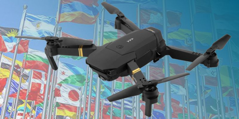 Drone X Pro Avis sur le drone selfie Wifi 1080P HD Camera
