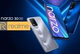 Realme Narzo 30 5G débarque en Europe